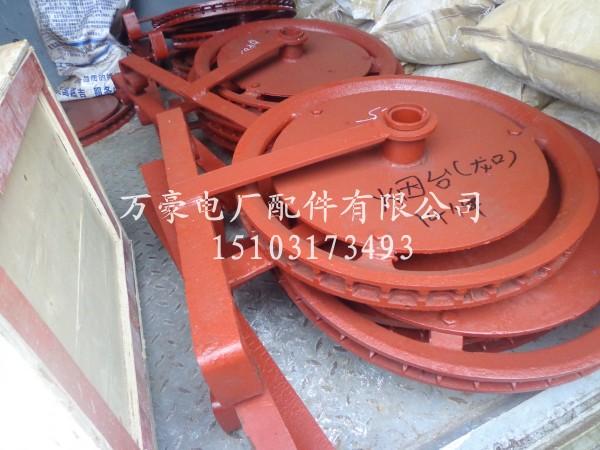 链轮阀门传动装置-排水漏斗,排气管用疏水盘,三向位移图片